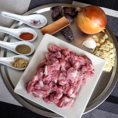 recepta tajine xai dàtils serraplà